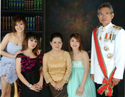 ถ่ายภาพ Family Portrait Studio 9